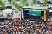 Fußball-EM 2016: Übersicht der besten Public Viewing Plätze in Leipzig
