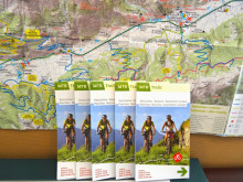Neue MTB-Karte für den Vinschger Nörderberg
