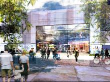 Steen & Ström lämnar in bygglovsansökan för Kristianstad Nya Galleria