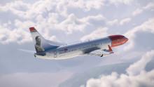 Pérez Galdós ya surca los cielos con Norwegian