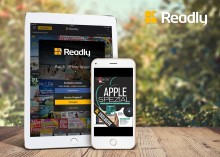 Readly kompakt: Neues exklusives Magazin mit Axel Springer / Schweiz-Launch / In-App Purchase / 6,2 Mio. gelesene Magazine