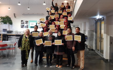 Indonesiske lærere på holistisk kursus i Danmark
