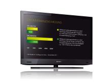 BRAVIA LCD Fernseher von Sony sparen mehr Strom denn je