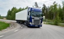 Scania ergänzt 13-Liter-Motorenbaureihe um 540-PS-Version
