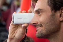 Nyt dynamisk og intuitivt produktdesign – Canon PowerShot ZOOM