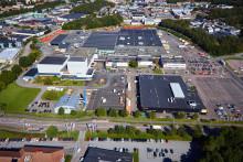 Ikano Bostad och Stena Fastigheter köper fastighet i Högsbo