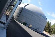 Välkommen till invigningen av Forsbacka biogasanläggning