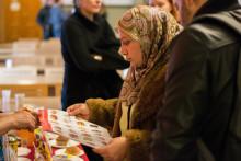 """""""Ihanaa jos voisi olla ystävä"""" – Monikulttuurinen terveystapahtuma Oulussa innosti"""