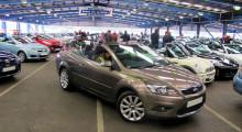 Försäljningen av begagnade personbilar ökade med 3,7% i juli