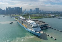 Royal Caribbean-Singapore Tourism Board-Changi Airport Group enter second multi-million dollar tripartite partnership to grow fly-cruise market