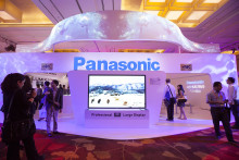 Panasonic Brings The 4K World to Its Consumers at Broadcast Asia 2014