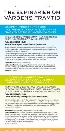 AbbVies arrangemang i Almedalen 2014