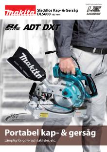 DLS600Z leaflet