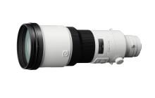 Erfüllt professionelle Ansprüche: Das erste 500 Millimeter G-Objektiv von Sony