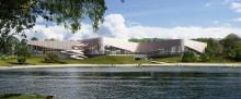 Linköpings nya miljömärkta simhall