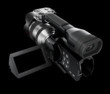 Sony presenta la nuova Handycam® NEX-VG20E