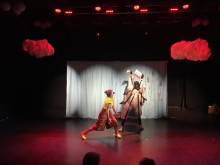 Tanssiteatteri vetoaa lapsiin