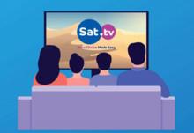 Eutelsat lance avec succès Sat.tv, son guide des programmes dédié aux chaînes en clair