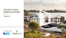Stabil utvikling i det norske boligmarkedet