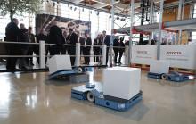 Toyota Material Handling Finland Oy - Toyota Material Handling ja Microsoft yhteistyöhön logistiikan digitalisoinnissa