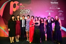 Asia PR Werkz come out on top at #PRAwards 2019