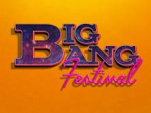Programmet för Big Bang Festival!