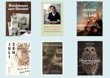 Höstens böcker från Weyler förlag