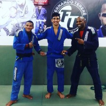 ​From the Favelas to the Valleys: Welsh Brazilian Jiu Jitsu Club gets a visit from Rio