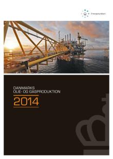 DANMARKS OLIE- OG GASPRODUKTION 2014