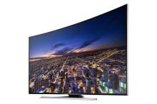Samsung udvider udbuddet af Curved UHD TV med en ny model