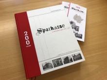 """Verkaufsstart der Jubiläumspublikation """"200 Jahre Sparkasse in Mittelthüringen"""""""