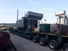 Modernisierungsarbeiten im Umspannwerk Halle - WWN investiert in Versorgungssicherheit