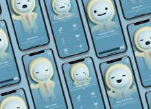 Appen Gjensie simulerar 24 timmar med bebis