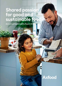 Axfood 2018 Sustainability Report