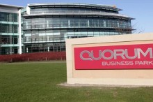 Go North East come to Quorum Business Park