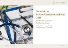 Private Krankenversicherer im Kundentest