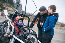 DNV GL og Kronprinsparets fond dokumenterer Kjør for livet-effekten!