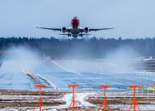Norwegian med en passagerartillväxt på 20 procent i januari