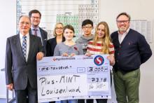 PES Stiftung unterstützt MINT-Bildung in Louisenlund