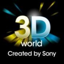 Sony 3D TVs available for the first 3D World Cup