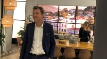 Ny konsernsjef i Elkjøp Nordic: Erik G. Sønsterud