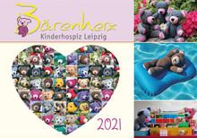 Mit Bärenherz durch das Jahr 2021 - Der neue Bärenherz-Kalender