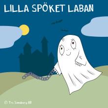 Lilla Spöket Laban vinner Barnkategorin i Stora ljudbokspriset Storytel Awards