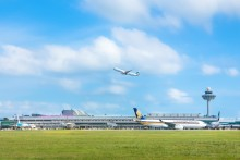 Another record breaking year for Changi Airport in 2013