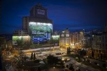 Ford je držitelem Guinnessova světového rekordu za největší billboard