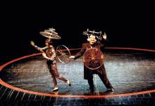 Chaplin och Thierrée tillbaka på scen!