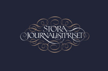Tillkännagivande av nominerade till Stora Journalistpriset 2020