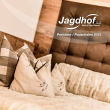 Aktiv & Spa Resort Jagdhof Preisliste 2015