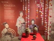 """Ein Hauch """"Hanami"""" in Schloss Lichtenwalde – Sonderausstellung """"Der Duft der Kirschblüte"""" lässt Besucher in Fernost eintauchen"""