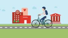 Gratis sykkelmekk for studenter